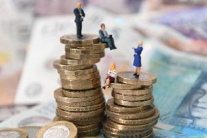 Figures reveal gender pay gap turned upside-down in Calderdale