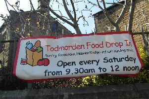 The drop in takes place at St Marys Parish Church.