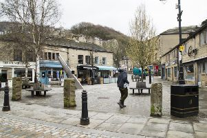 Businesses in Hebden Bridge are Mytholmroyd are once again coming together to show the importance of supporting your local high street.