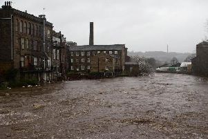 Flooding has once again devastated the Calder Valley.