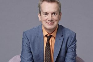 Frank Skinner will be at Victoria Theatre, Halifax, later this year