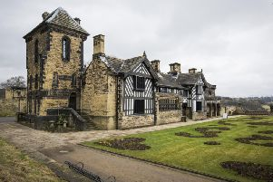 Shibden Hall, Halifax.