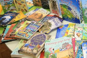 Morrisons donates books to Todmorden school on World Book Day