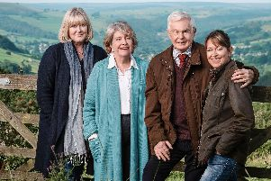 Will Last Tango in Halifax return for a sixth series? Picture: BBC/Lookout Point