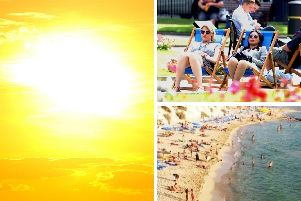 Scorching bank holiday predicted for Yorkshire