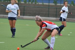 Lytham Ladies kept up their challenge at the top of North division two