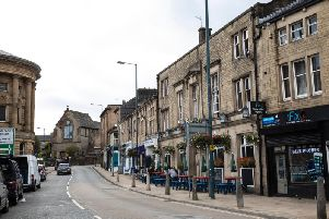 Burnley Road in Todmorden was awarded England's Rising Star Award