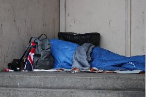 Number of people sleeping rough on Calderdale streets lower than previous year, figures show