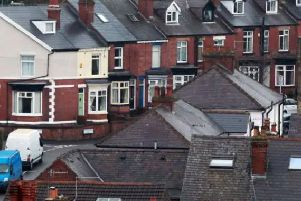 Landlords sitting on empty homes will be charged more from April.