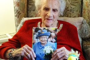 Hilda shares secret of long life as she celebrates her 100th birthday