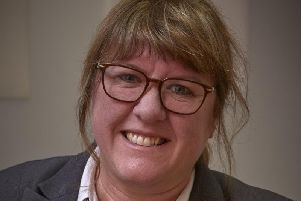 Lisa Butland, Chief Executive of Age UK Calderdale and Kirklees
