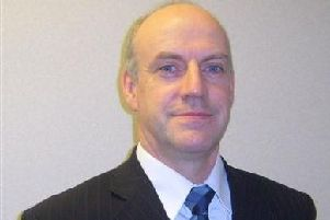 Calderdale Council's Director of Regeneration and Strategy, Mark Thompson,
