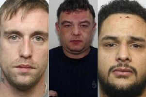 Who's been jailed in March