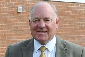 Councillor Mike Stathers.