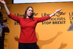 Is Jo Swinson really the leader of a democratic party, asks S. Wheatley