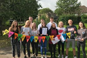 Congratulations to Buxton Community School's GCSE students
