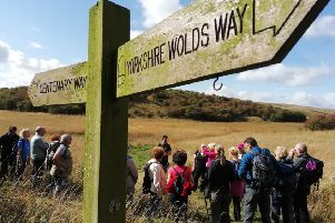 The Yorkshire Wolds Walking and Outdoor Festival will, for the ninth year running, feature a wide range of specialist guided walks and outdoor activities.