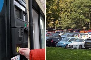 These are the most ticketed car parks and parking areas in the Wakefield districtbetween April 2017 and March 2019.