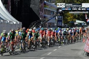 The UCI Road Cycling Championships 2019 take place this weekend and road closures are in place to facilitate the race.