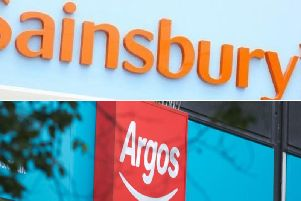 Sainsbury's has announced it is to close a number of its supermarkets across the country with Argos stores also being hit.