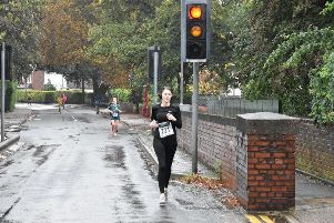 What's a run without a bit of fun?