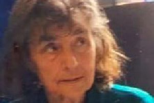 Joan Walker, aged 84, is missing from Knottingley.
