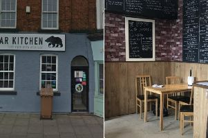 Wakefield's Bear Kitchen is in the running.