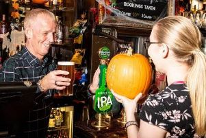 The Stanley Ferry Hungry Horse pub on Ferry Lane is offering a free drink to any locals who visit on Thursday, October 31.