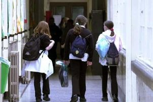 A total of 11 children were expelled from school in September.