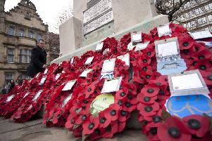 Remembrance Day Wakefield.