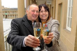 Amanda and Graham Nield won over 6.6m in 2013.
