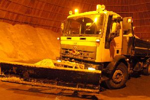 Wakefield Council's gritting teams are ready to roll.