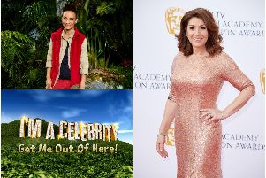 """Wakefield's Jane McDonald has said she was """"absolutely thrilled"""" to make a surprise appearance on I'm A Celebrity last night."""