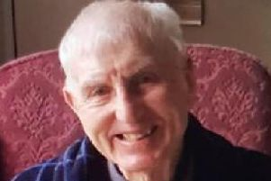 Missing Dewsbury man Colin Vasey, 81