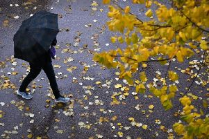 The Wakefield district has faced more than four times as much rain as an average November, it has been revealed.