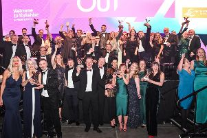 Hotels from the district were among the winners of the White Rose Awards to mark tourism in Yorkshire.