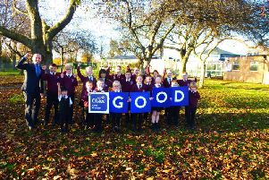 Orchard Head School in Pontefract has been rated 'good' by Ofsted.