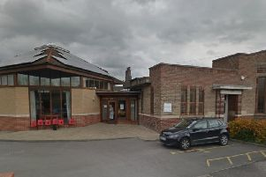Wakefield's night shelter will open tonight, as temperatures are predicated to fall below freezing. Photo: Google Maps