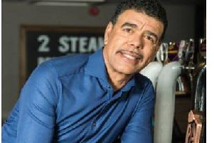 Chris Kamara is taking centre stage at Wakefield's Theatre Royal.