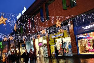 Wakefield Council is encouraging residents to move more and give the high street a Christmas boost this festive season.
