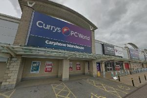Currys PC World at Birtsall Retail Park (Google Street View)