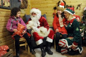 Breakfasts, grottos and reindeer hunts - there's something for everyone wanting to pay Santa Claus a visit this month.