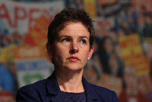 Mary Creagh, Labour's candidate for Wakefield