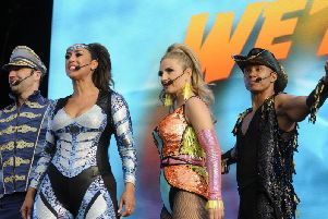 The Vengaboys will play Hemsworth.