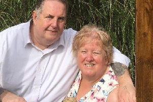 Patricia and David Howard, from Lancaster, who died in an accident on the M6