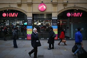 At least eight HMV stores are set to close, it has been confirmed, whilethe company negotiateswith landlords over the future of 10 more, including the chain's Leeds shop.