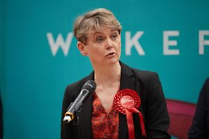 Normanton, Pontefract and Castleford MP Yvette Cooper has said she will not stand for Labour leader.