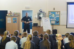 A Special Constable who dedicated his spare time to steering young people in Pontefract away from crime has been recognised in the Queens New Years Honours.