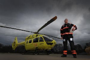 The county will be celebrating National Hot Chocolate day with the Yorkshire Air Ambulance to raise vital funds and help save lives.