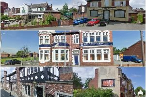 Take a look at our list below for just a few of the pubs that have been lost. How many do you remember? Use Twitter and Facebook to tell us which other pubs we've said goodbye to.
